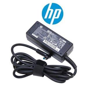 HP 45W - AC Adapter (Blue Tip) - *Original Genuine*