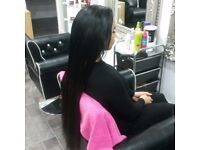 Afro and European hair services in london