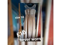 Size 10 prom dress / ball gown