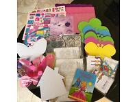 Girls craft bundle