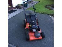 Husqvarna Petrol lawn mower