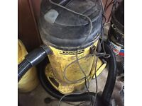 Karcher Industrial, wet and dry vacuum