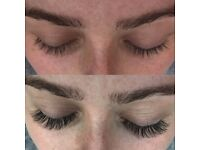 Eyelash Extensions, Waxing, Tinting, Spray tanning and Lash lift