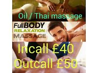 Thai Massages Theraphy