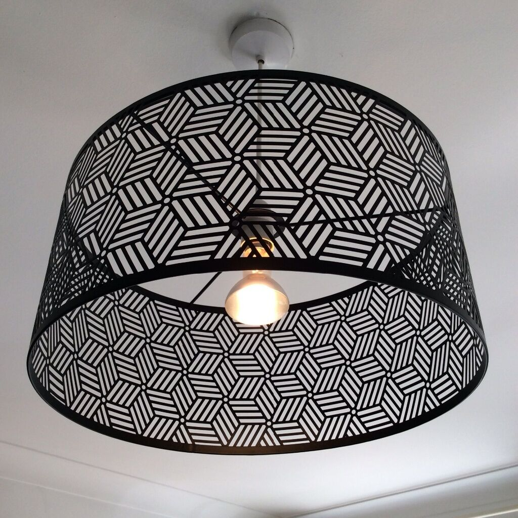 Freddie pendant ceiling lamp shade in black by made rrp 45 freddie pendant ceiling lamp shade in black by made rrp aloadofball Image collections