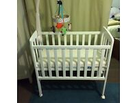 Baby Dan - next to bed crib from John Lewis - excellent condition