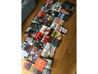 True crime books in vgc. Hardback and paper back. (35 books to choose from)