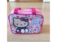 Brand new Hello kitty lunchbag