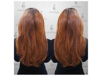 BEST QUALITY HAIR EXTENSIONS**NEW METHOD**NO DAMAGE**GROW YOUR HAIR FASTER**INSTANT QUOTE**£50OFF