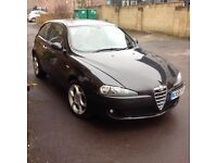 2005/05 Alfa Romeo 2.0 t spark 147 lasso coupe with history