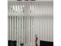 Verticals blinds