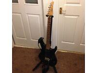 Yamaha ERG121C 6 String Electric Guitar and Practice Amp