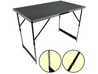 Set of 3 Folding car boot Tables