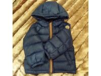 Moncler boys jacket age 12/18mth
