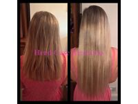 Mobile Micro Ring Hair Extension Technician Based In Potters Bar
