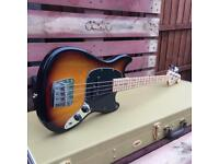 Fender Squire Vintage Modified Mustang Bass Guitar