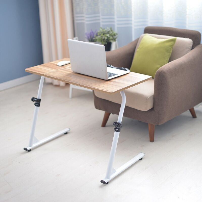 """31"""" Laptop Table Desk Stand Lap Sofa Bed Tray Computer Noteb"""