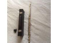 Flute: student model C Flute - like new!