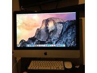 iMac 21.5inch (Late 2013) - 1TB, 8Gb RAM, Core i5
