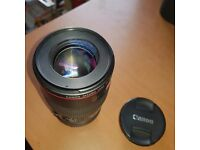 Canon 100mm L IS f/2.8 Macro Lens