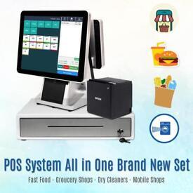New, Unused Cash register/ Till, olivetti ECR 7100 *** SOLD