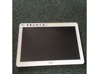 """ACER Iconia One 10"""" Tablet Octa-core CPU 16GB"""