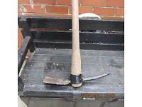 Pick-Axe/Digging Madoc