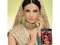 £250 Mega sale!!! Asian bridal hair, makeup and henna artist.