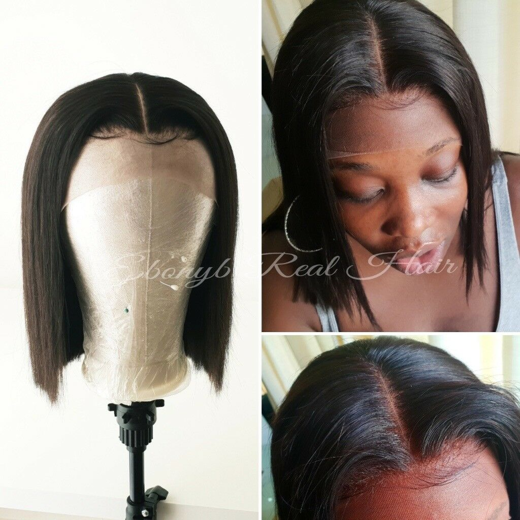 Custom Wigs  Wig Making Service -Lace Frontal Wig de2b3a5b2210