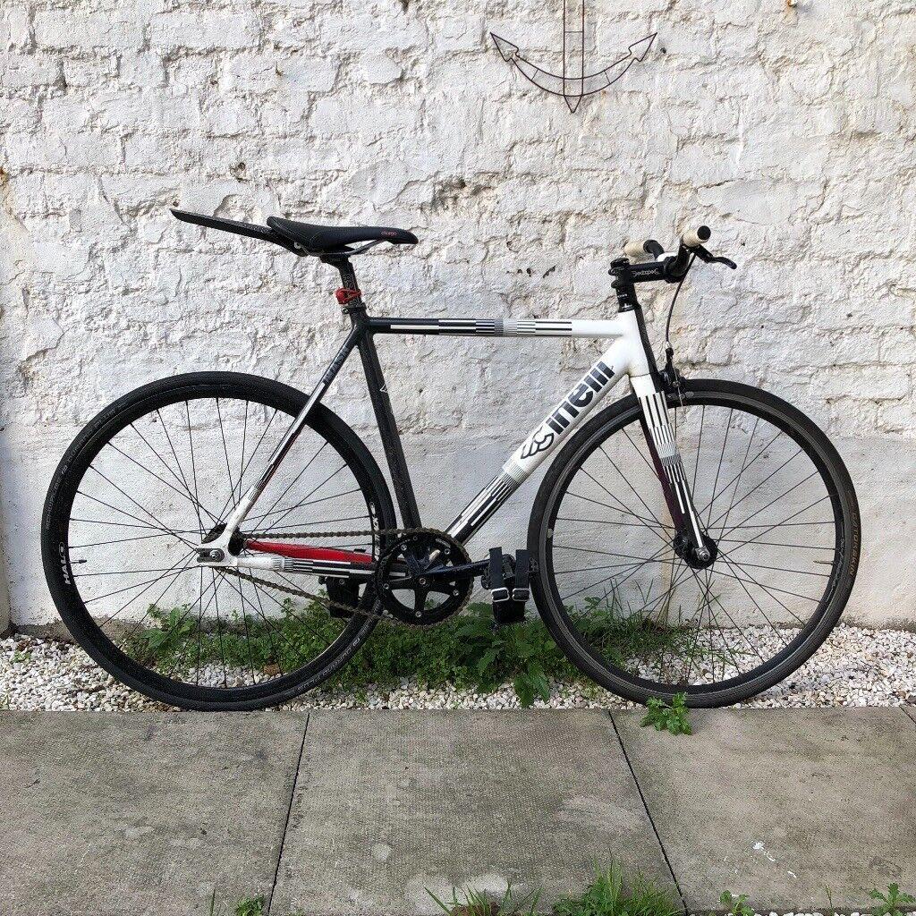 86a6a9b0c71 Cinelli Mash fixed gear / single speed / fixie bike S 52 | in Stoke ...
