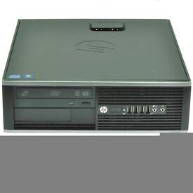 HP 8200 ELITE PC INTEL CORE i5 3.3ghz 1TB HDD 8GB RAM DVDRW WIN 7