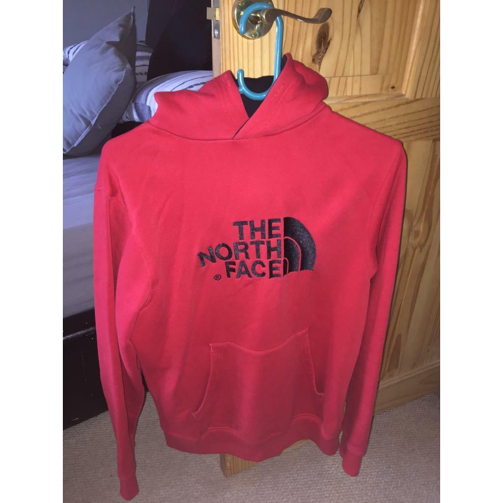 64e6fb80e North Face Men's hoodie - Size small - Excellent condition   in Kirkcaldy,  Fife   Gumtree