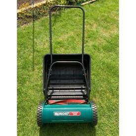 Push lawn mower - Qualcast Panther 380