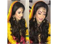 Asian bridal party hair and make up artist. Makeup artist covering all occasions.