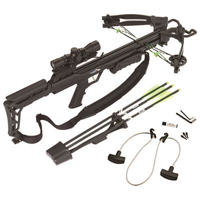 Carbon Express Crossbow X-Force Blade Black Ready to Hunt Kit 320fps 20249