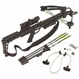 2601 Carbon Express Crossbow X-Force Blade Black Kit 320fps 20249 Black Friday