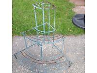 Nice metal tier plant stand