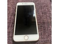 iPhone 7 32gb in gold unlocked