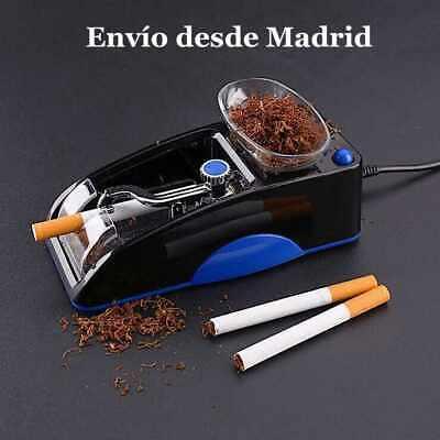 Maquina de Llenado de Cigarrillos Eléctrica Entubadora Tubos Liar Tabaco