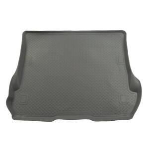 NEW Husky Liners Custom Fit Molded Rear Cargo Liner for Select Nissan Rogue Models (Grey)