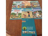 Oxford Reading Tree Stage 9 Book Band 7 Turquoise, Book Band 8 Purple and Book Band 9 Gold