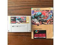 Super Nintendo Entertainment System - Street Fighter II