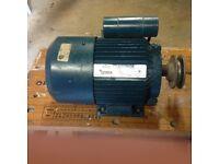 Single phase electric motor GEC ALPAK STAYRIGHT