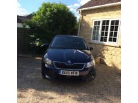 Skoda Fabia 1.2l - genuine reason for sale