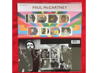 Mint postage stamps: Paul McCartney presentation pack. Happy to post.