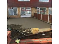 Floor screeding, Liquid screed, concrete screed, underfloor heating.