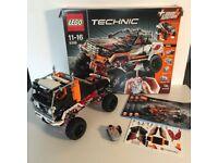 Lego Technic 9398 4x4 Crawler - 100% Complete