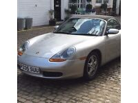 Porsche Boxer in extremely good condition. Good maintenance history and low milage