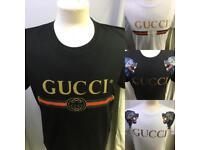 Gucci Tshirts Givenchy T Shirts Armani t-shirts Philip Plein Designer tops clothing london cheap