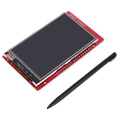 3.2 Tft Lcd Touch Screen Expansion Shield W Touch Pen For Arduino